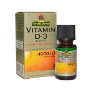 Natures Answer VITAMIN D-3, 15 ml