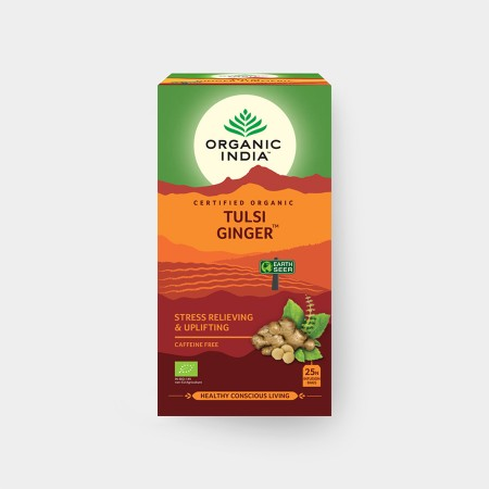 Organic India Bio TULSI Ginger 25ks