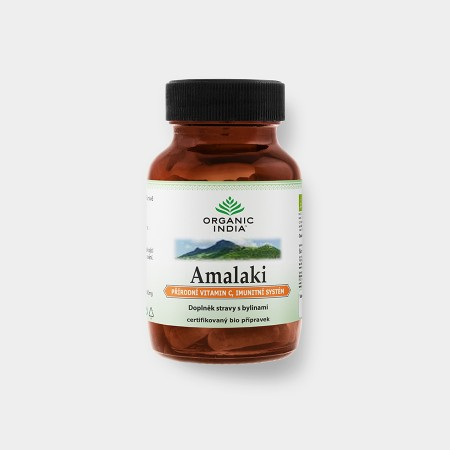 Organic India Bio Amalaki 60ks
