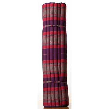 Masérský Futon rolovací z Thajska 150x190cm - různé barvy