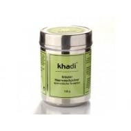 Khadi PRÁŠEK ZE SMĚSI BYLIN - ajurvédský šampón s koncidionerem 150 g