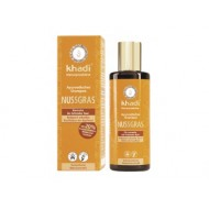 Khadi šampón OŘECHOVÁ TRÁVA pro normální a mastné vlasy 210ml