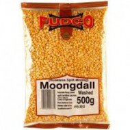 Fudco Mung dal fazole loupaná půlená 500g