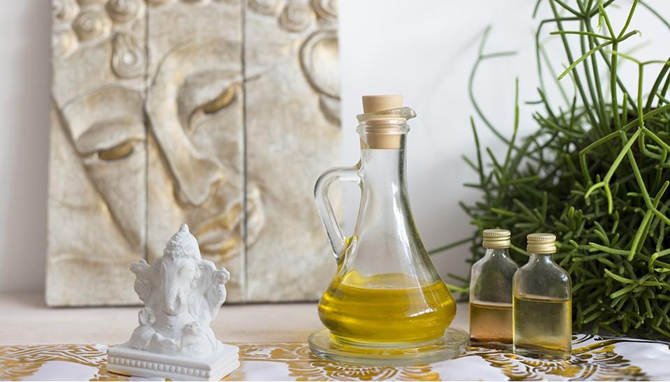 Masážní oleje