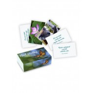 Buď šťastný - inspirace pro každý den, 55ks karet, Sri Chinmoy