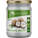 Kokosový olej panenský Bio 500ml