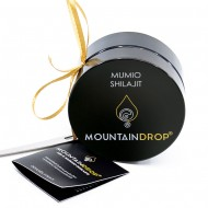 Mountain Drop Shilajit MUMIO pravé 40g