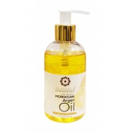 Alassala moroccan arganový olej pro pleť a tělo - pomeranč 250 ml