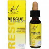 Original Bach RESCUE Remedy 10ml, bez obsahu alkoholu