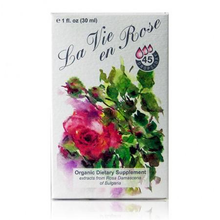 LA VIE EN ROSE - Elixír zdaví a krásy, 30ml