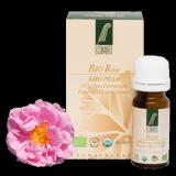 Rosa damascena růžový  bio esenciální olej 10ml