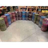 Masérský Futon rolovací z Thajska 80x190cm - různé barvy