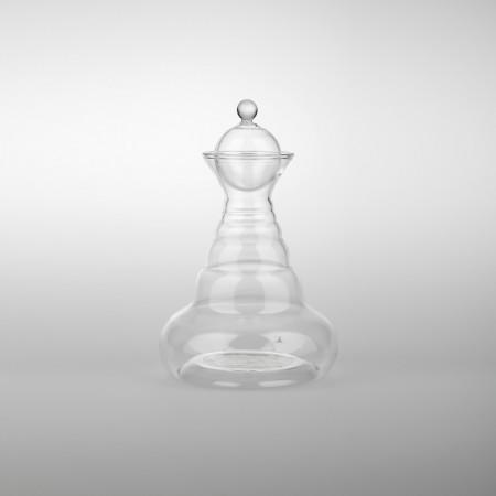 Karafa Delicate White 0,5 l - Květ života