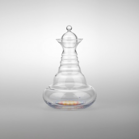 Natures Design Karafa Alladin Happy 1,3 litru - Květ života