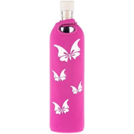 Cestovní láhev FLAŠKA - Swarovski design lady 0,5l