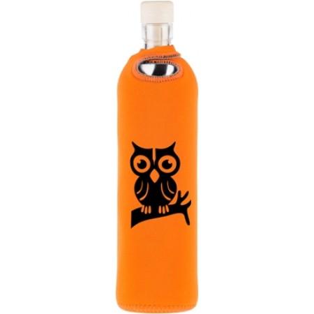 Cestovní lahev Flaška sova  0,75l