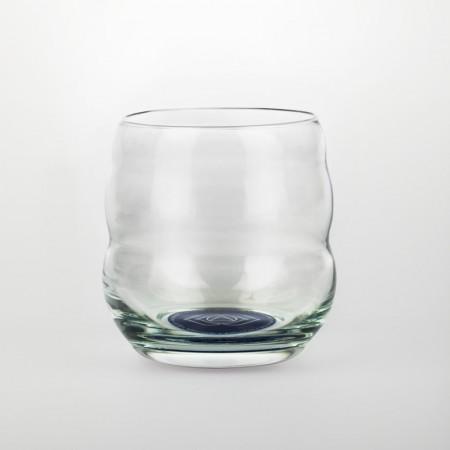 Natures Design Čakrová sklenice s afirmací Intuice