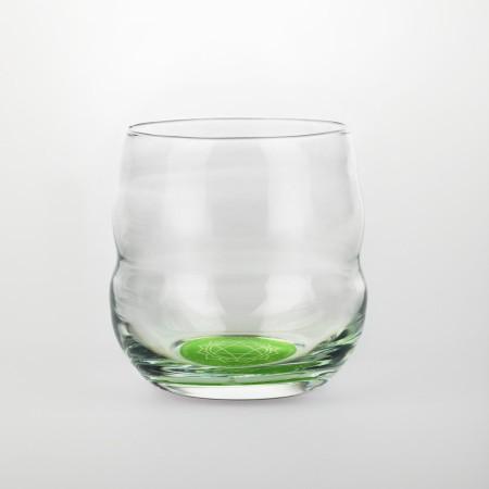 Natures Design Čakrová sklenice s afirmaci Láska