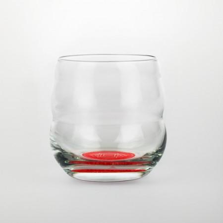 Natures Design Čakrová sklenice s afirmací Zdraví