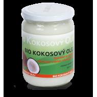 Kokosový olej panenský Bio 200ml