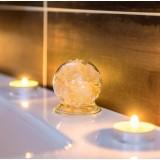 Těžítko ViaHuman 60mm – citrín