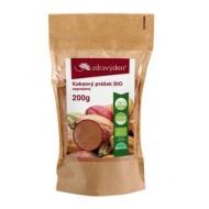 Zdravý den Kakaový prášek BIO nepražený 200g
