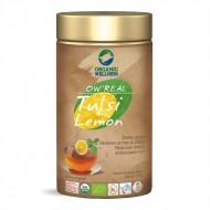 BIO TULSI S CITRONOVOU TRÁVOU - bylinný čaj s kofeinem 100G