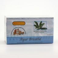 Siddhalepa Ayur Breathe, čaj pro volné dýchání 20 sáčků, 40 g
