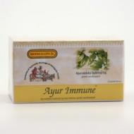 Siddhalepa Ayur Immune, čaj proti nachlazení 20 sáčků, 40 g