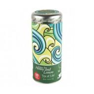 Zelený čaj provoněný medem a citrónem