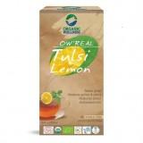 BIO TULSI S CITRONOVOU TRÁVOU - bylinný čaj s kofeinem 25ks