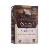 Numi čaj bio Pu-Erh s čokoládou, 16 sáčků