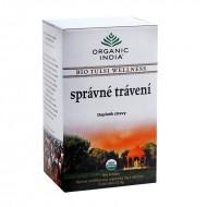 Organic India TULSI Wellness bio - Správné trávení 18 sáčků