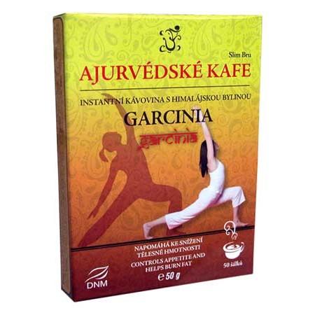 Ájurvédská káva GARCINIA, hubnutí, trávení, 50g