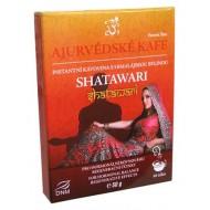 Ájurvédská káva SHATAWARI, pro hormonální rovnováhu, 50g