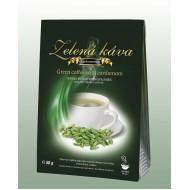 Zelená káva s kardamonem 50g