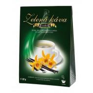 Zelená káva s vanilkou 50g