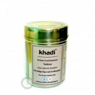 Khadi bylinná pleťová maska VETIVER PROTI AKNÉ 50g