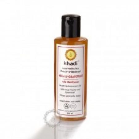Khadi sprchový gel NEEM & GRAPEFRUIT 210ml