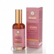 Khadi pleťový a tělový olej RŮŽOVÝ LOTOS pro smíšenou pleť 100ml
