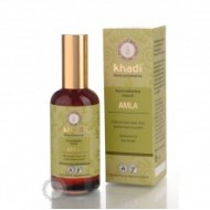 Khadi vlasový olej AMLA pro zdraví a lesk vlasů 100ml