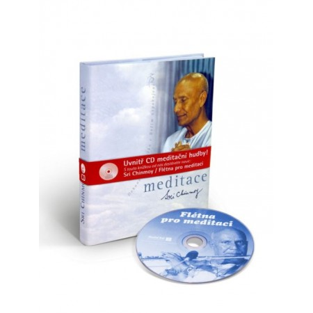 Meditace s CD Flétna pro meditaci, Sri Chinmoy