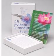 48 cvičení k meditaci - Sri Chinmoy