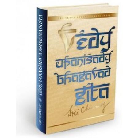 Védy, Upanišady a Bhagavadgíta - komentáře ke starověkým písmům, Sri Chinmoy