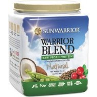 Warrior Blend - Přírodní 0,5 Kg
